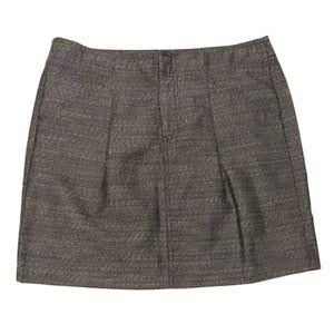 Ann Taylor Cotton Blend Career Work Skirt Size 6